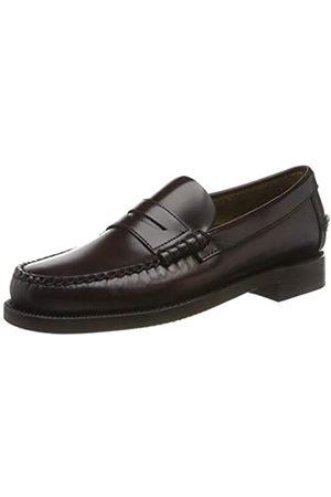 SEBAGO CLASSIC DAN, Men's Loafers, Burgundy( Burgundy 903)