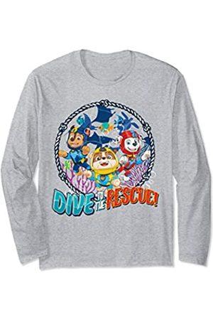 Nickelodeon Paw Patrol Apparel PP1061 Long Sleeve T-Shirt