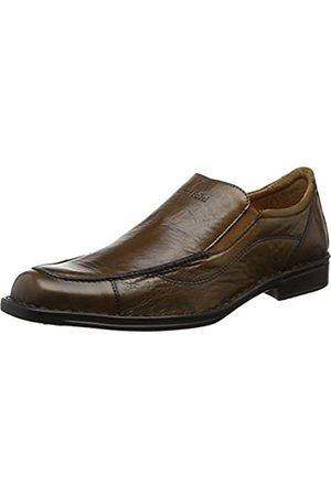 Josef Seibel Men's SMU-Douglas 06 Loafers, (Taupe)