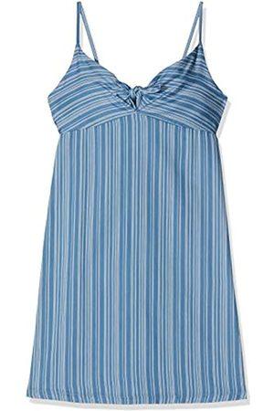 Skiny Women's Damen Spaghetti Kleid Summer Loungewear Dress