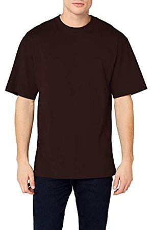 Urban Classics Men's Tall Tee Oversized Short Sleeves T-Shirt with Dropped Shoulders