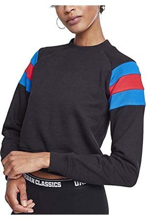 Urban classics Urban Classic Women's Ladies Sleeve Stripe Crew Sweatshirt