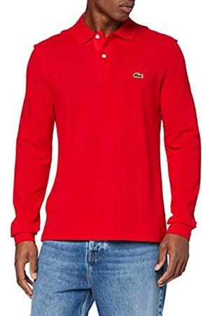 Lacoste Men's L1312 Long-Sleeve Polo Shirt, ( 240)