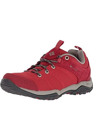 Columbia Women's Fire Venture Textile Low Rise Hiking Shoes, (Mountain / Kettle)