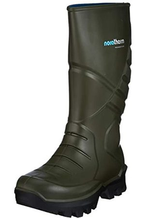 Spirale Unisex Adults' Ultramax Safety Wellingtons, (Grün 046)