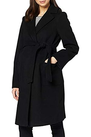 Dorothy Perkins Women's Patch Pocket wrap Belted Jacket