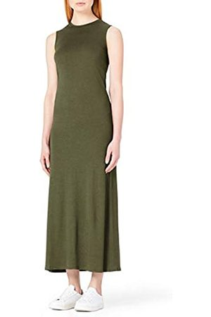 MERAKI Women's Summer T-Shirt Maxi Dress