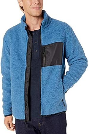 Goodthreads Sherpa Fleece Fullzip Jacket Sea