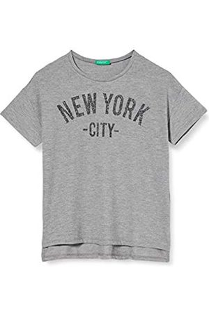United Colors of Benetton Girl's T-Shirt Kniited Tank Top