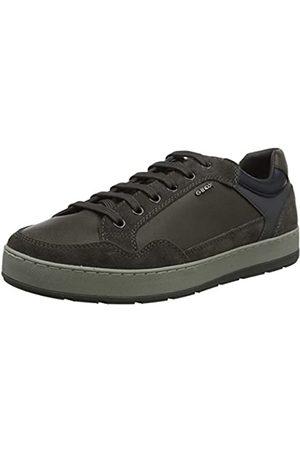 Geox Men's U ARIAM B Low-Top Sneakers, (Mud C6372)