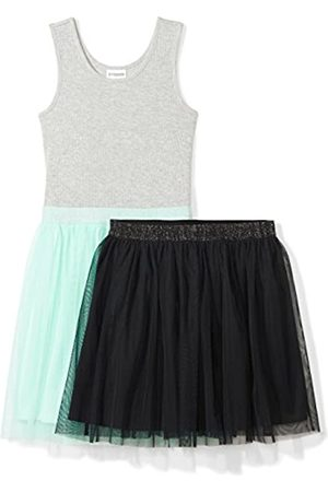 Spotted Zebra 2-Pack Dress and Tutu Skirt Playwear