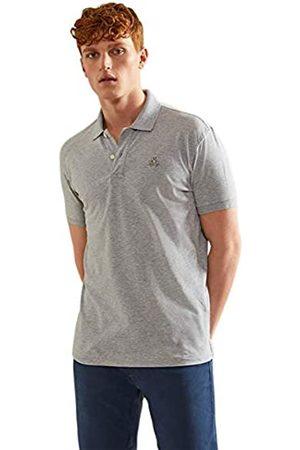 La Martina Men's Man Polo S/s Piquet Str Shirt