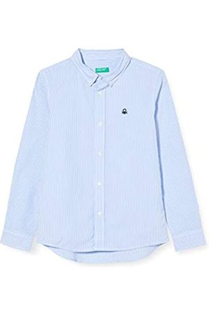 United Colors of Benetton Boy's Camicia Casual Shirt