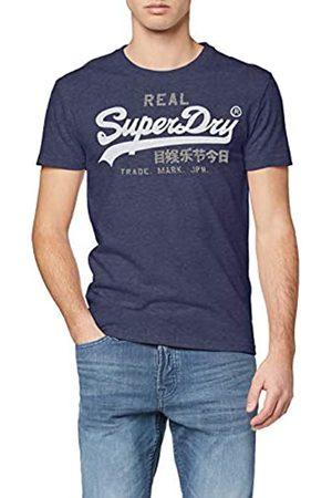 Superdry Men's Vl Premium Goods Heat Sealed Tee T-Shirt