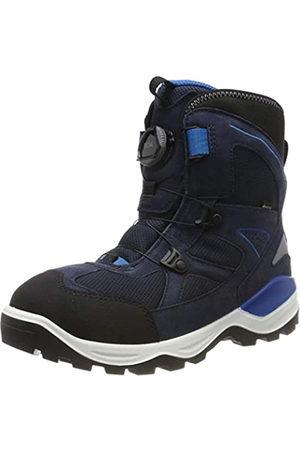 Ecco Boys' Snow Mountain Boots, ( /Night Sky 51237)