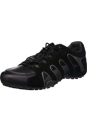 Geox Men Uomo Snake A Trainers, ( /Anthracite C9270)