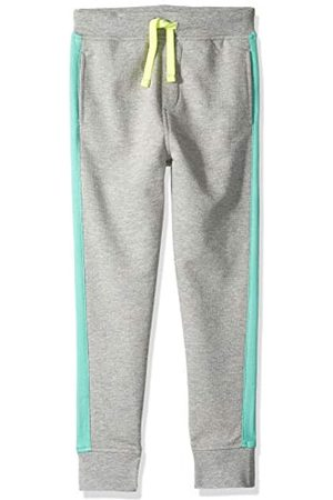 LOOK by crewcuts Side Stripe Sweatpant Heather Gray