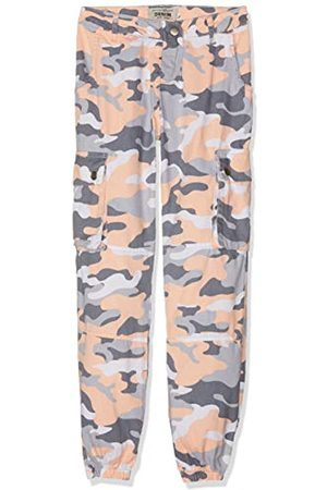 New Look Girls Camo Cargo Trousers