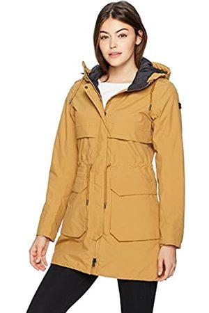 Helly-Hansen Women's Boyne Hooded 3/4 Lenght Insulated Waterproof Breathable Parka Coat