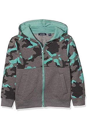 Blue Seven Boy's Sweatjacke Im Camouflage-Stil Sweat Jacket
