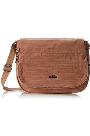 Kipling Earthbeat M, Women's Cross-Body Bag, Braun (Dazz Tan)