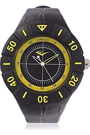 Everlast Unisex Adult Analogue Quartz Watch with PU Strap EVER33-226-002