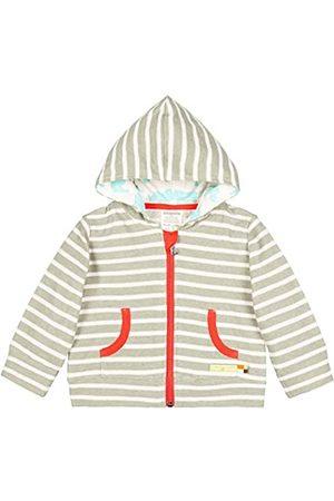 loud + proud Baby Kapuzenjacke, Aus Bio Baumwolle, GOTS Zertiziziert Sweat Jacket