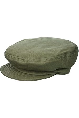 Brixton Men's Fiddler Unstructured Greek Fisherman Hat Newsboy Cap
