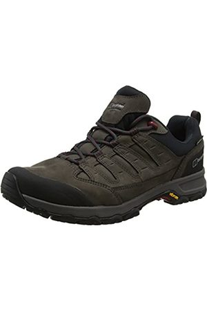 Berghaus Men's Fellmaster Active Gore-Tex Waterproof Walking Shoes, Dark /