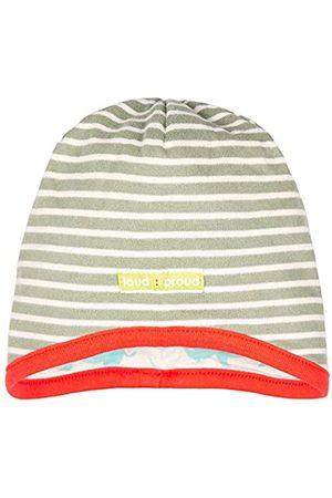 loud + proud Baby Wendemütze, Aus Bio Baumwolle, GOTS Zertiziziert Hat