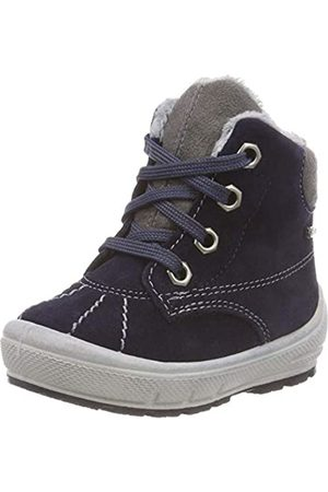 Superfit Boys' Groovy Snow Boots, (Ocean Kombi 81 81)