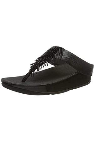 FitFlop Women Cha Cha T-Bar Sandals