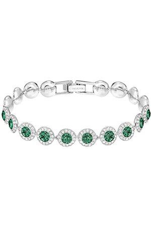 Swarovski Women's Rhodium plated Angelic Bracelet 5237769
