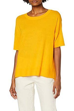 Selected Women's Slfwille Ss Knit O-Neck Vest