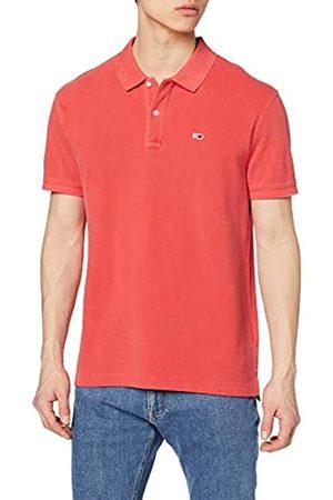 Tommy Hilfiger Men's TJM Garment DYE Polo Shirt