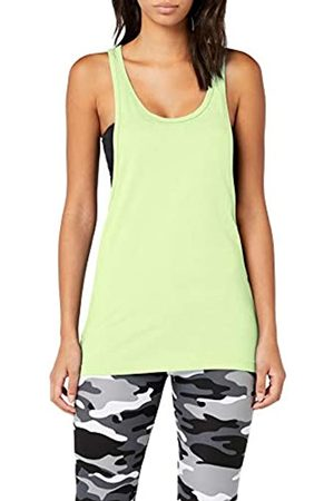 Urban classics Women's Ladies Loose Burnout Tanktop Sports Shirt
