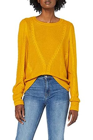 Only Women's ONLJEMMA L/S Cable Pullover KNT Jumper