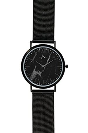 Andreas Osten Unisex Adult Analogue Quartz Watch with Stainless Steel Strap AO-191