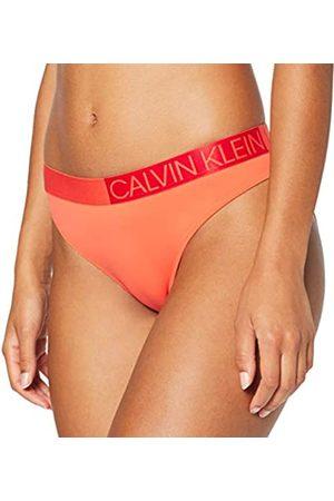Calvin Klein Women's Classic Bikini Bottoms, 42 EU