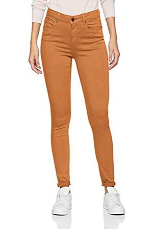 Vero Moda Women's Vmhot Seven Mr Slim Push Up Pants Trouser