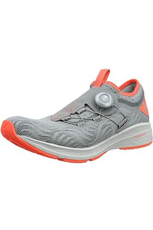 Asics Women's Dynamis 2 Running Shoes, (Stone /Flash Coral 020)