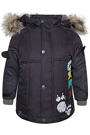 Tuc Tuc Hood Soft Pile Parka for BOY Artic Bears