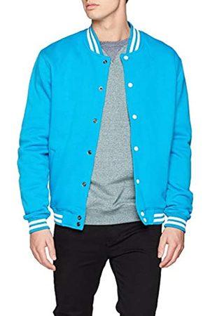 Urban Classics Men's College Sweatjacket Track Jacket