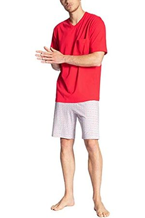 Calida Men's Relax Imprint 3 Pyjama Sets