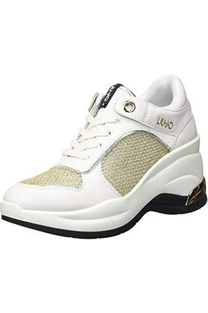 Liu Jo Shoes Women's Karlie Revolution 20 Low-Top Sneakers, ( 01111)