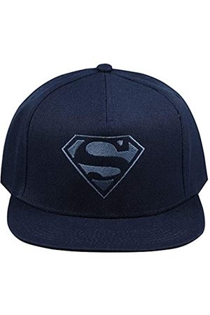 DC Comics Men's Superman Mono Snapback Beanie
