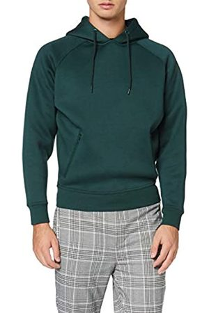 Urban Classics Men's Raglan Zip Pocket Hoody
