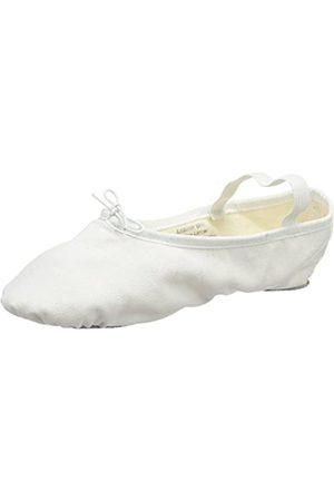 So Danca Women's Bae23 Ankle Strap Ballet Flats