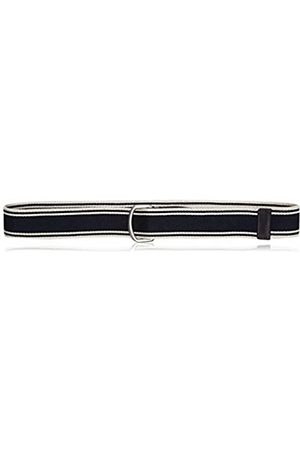IZOD Men's Two Color Stripe Belt