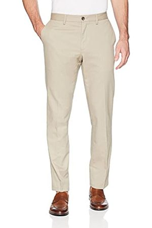 Amazon Essentials Slim-Fit Wrinkle-Resistant Flat-Front Chino Pant Casual